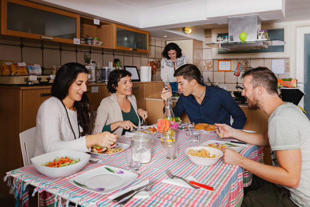 coliving experience a Matera con netural coop