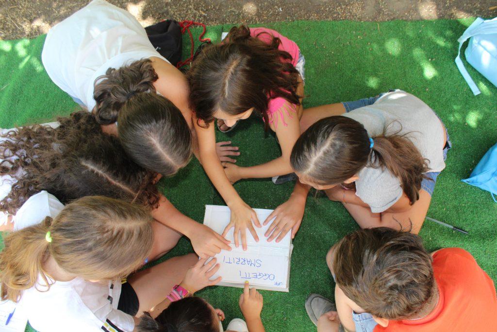 out door education netural coop