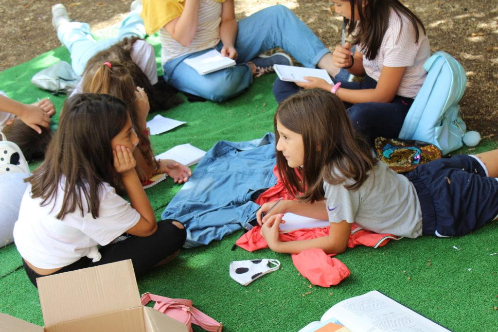 fuori classe - outdoor education genzano di lucania
