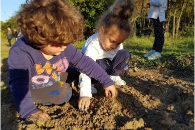 outdoor education matera