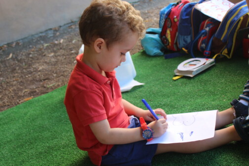 fuori classe - out door education